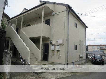 新潟県新潟市中央区、新潟駅徒歩34分の築22年 2階建の賃貸アパート