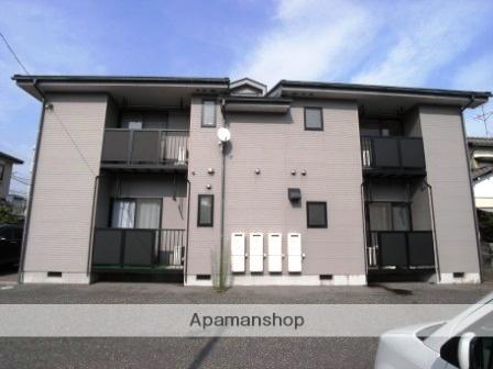 新潟県新潟市中央区、新潟駅徒歩20分の築16年 2階建の賃貸アパート