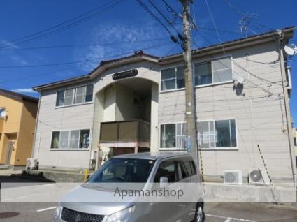 新潟県新潟市中央区、新潟駅徒歩31分の築25年 2階建の賃貸アパート
