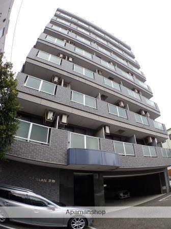 新潟県新潟市中央区、新潟駅徒歩4分の築19年 8階建の賃貸マンション