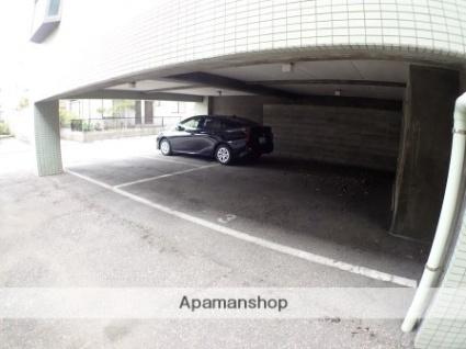 エクセランス文京町[1K/32.04m2]の駐車場