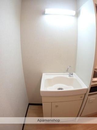 エクセランス文京町[1K/32.04m2]の洗面所