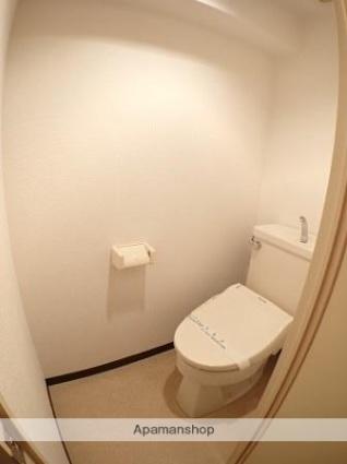 エクセランス文京町[1K/32.04m2]のトイレ