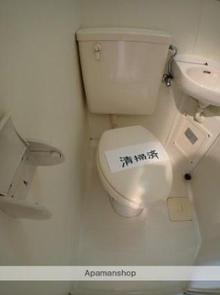 プレステージ新潟[1K/19.1m2]のトイレ