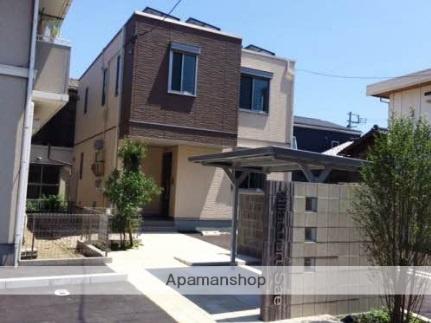 新潟県新潟市中央区、新潟駅徒歩15分の築2年 2階建の賃貸アパート