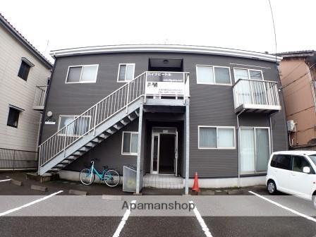 新潟県新潟市中央区、新潟駅徒歩17分の築9年 2階建の賃貸アパート