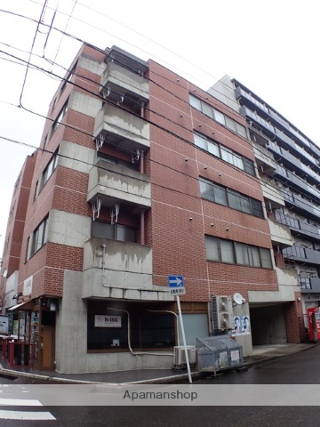新潟県新潟市中央区、新潟駅徒歩5分の築28年 7階建の賃貸マンション