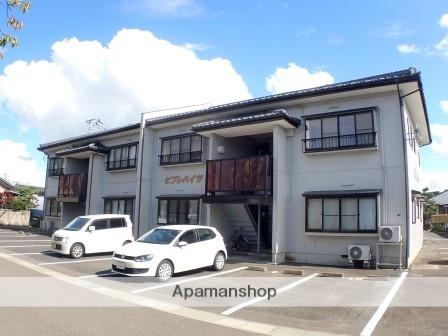 新潟県新潟市中央区、新潟駅徒歩40分の築21年 2階建の賃貸アパート