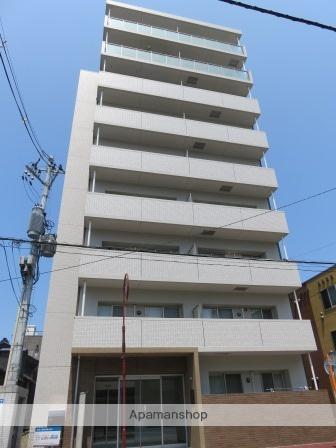 新潟県新潟市中央区、新潟駅徒歩23分の築4年 9階建の賃貸マンション