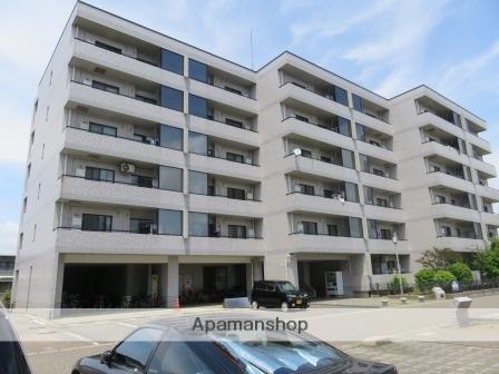 新潟県新潟市中央区の築22年 6階建の賃貸マンション