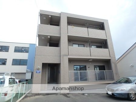 新潟県新潟市中央区、関屋駅徒歩23分の築7年 3階建の賃貸マンション