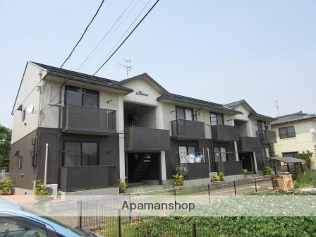 新潟県新潟市江南区、亀田駅徒歩22分の築18年 2階建の賃貸アパート