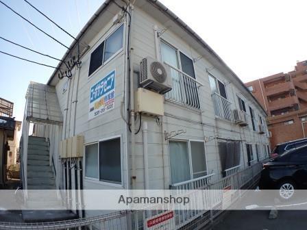 新潟県新潟市中央区、新潟駅徒歩18分の築22年 2階建の賃貸アパート