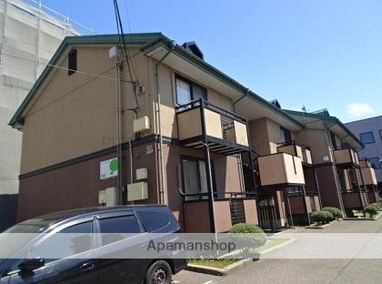 新潟県新潟市中央区、関屋駅徒歩13分の築22年 2階建の賃貸アパート