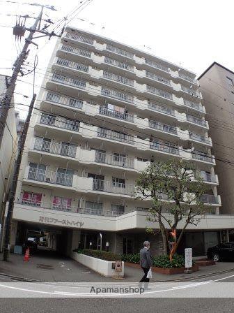 新潟県新潟市中央区、新潟駅徒歩6分の築38年 11階建の賃貸マンション