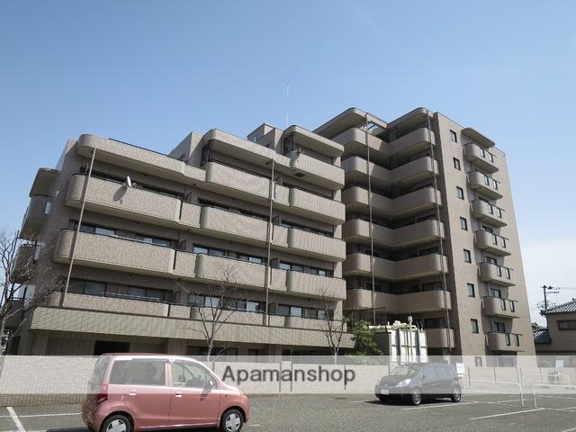 新潟県新潟市中央区、新潟駅徒歩17分の築19年 8階建の賃貸マンション