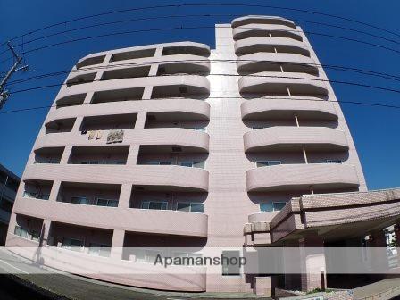 新潟県新潟市中央区、新潟駅徒歩9分の築18年 9階建の賃貸マンション