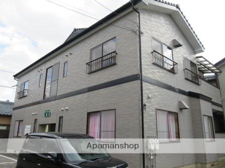 新潟県新潟市中央区、新潟駅徒歩30分の築15年 2階建の賃貸アパート