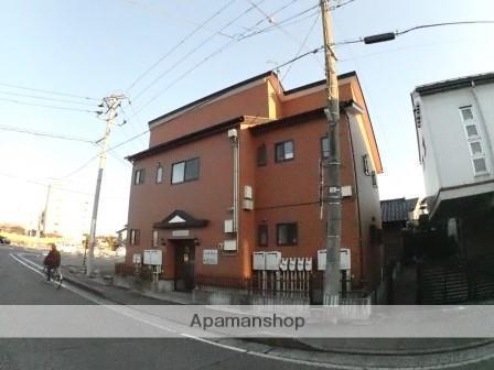 新潟県新潟市中央区、新潟駅徒歩15分の築4年 2階建の賃貸アパート