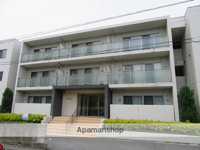 新潟県新潟市中央区、新潟駅徒歩40分の築8年 3階建の賃貸マンション