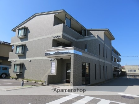 新潟県新潟市中央区、関屋駅徒歩5分の築18年 3階建の賃貸マンション