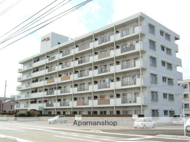 新潟県新潟市中央区、新潟駅徒歩20分の築33年 6階建の賃貸マンション