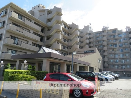 新潟県新潟市中央区、新潟駅徒歩15分の築27年 9階建の賃貸マンション