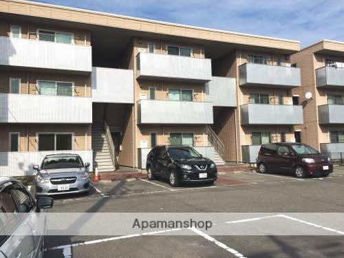 新潟県新潟市中央区、新潟駅徒歩7分の築12年 3階建の賃貸マンション
