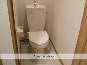 レジデンス米山[1K/21.37m2]のトイレ