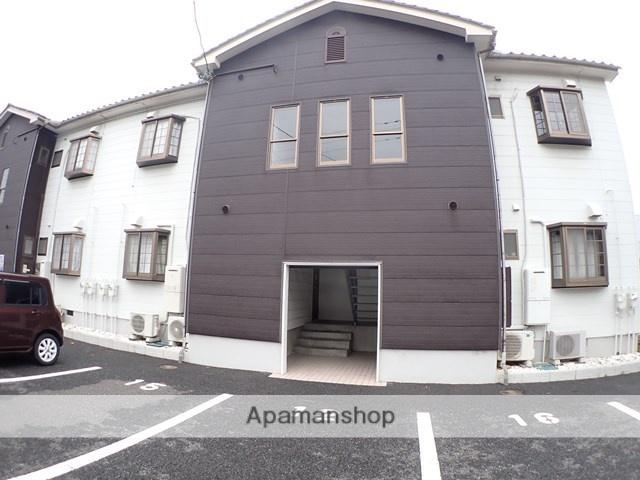 新潟県新潟市西区、青山駅徒歩12分の築24年 2階建の賃貸アパート