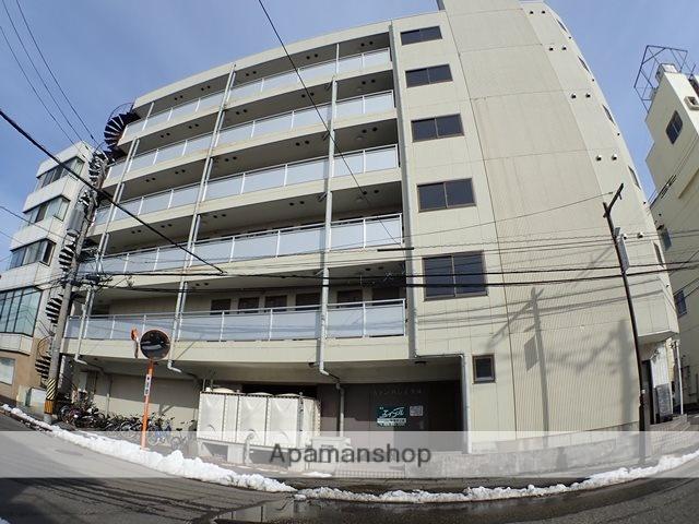 新潟県新潟市中央区、新潟駅徒歩8分の築22年 6階建の賃貸マンション