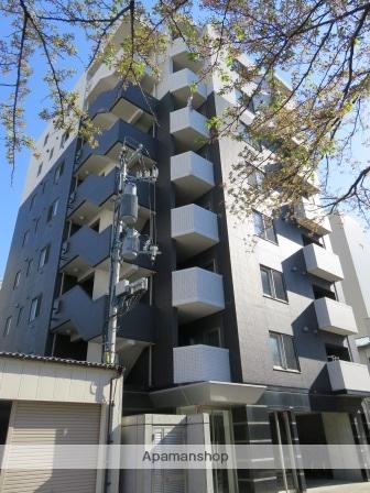 新潟県新潟市中央区、新潟駅徒歩7分の築9年 8階建の賃貸マンション