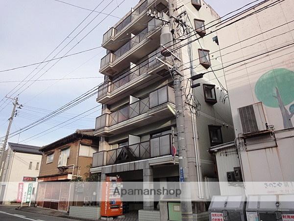 新潟県新潟市中央区、新潟駅徒歩9分の築26年 6階建の賃貸マンション