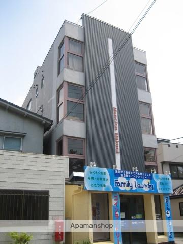 新潟県新潟市中央区、新潟駅徒歩32分の築44年 4階建の賃貸マンション