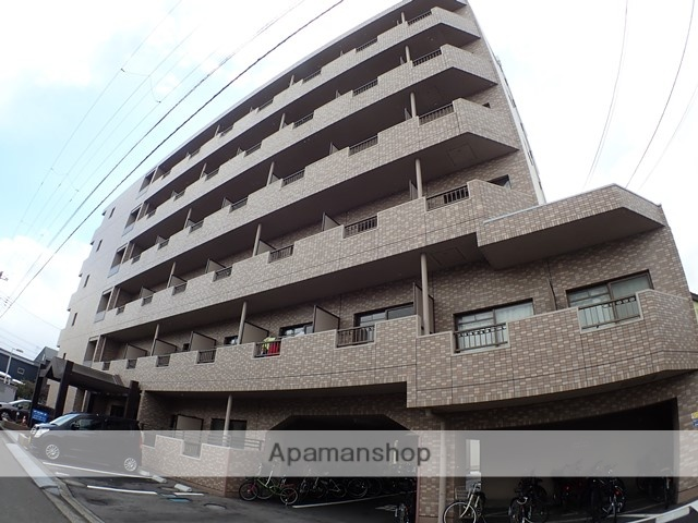 新潟県新潟市中央区、新潟駅徒歩25分の築24年 6階建の賃貸マンション