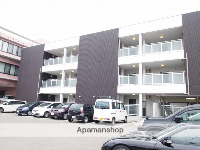 新潟県新潟市中央区、白山駅徒歩7分の築6年 3階建の賃貸マンション