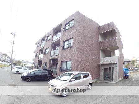 新潟県新潟市中央区、新潟駅徒歩64分の築16年 3階建の賃貸マンション