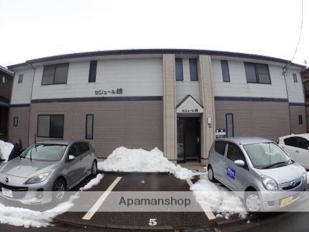 新潟県新潟市中央区、新潟駅徒歩13分の築18年 2階建の賃貸アパート