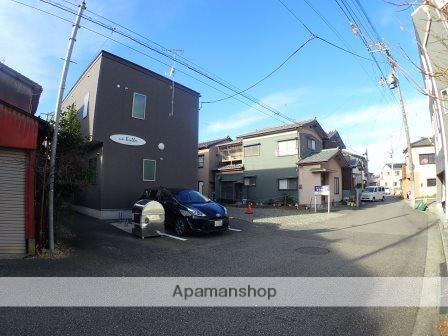 新潟県新潟市中央区、新潟駅徒歩9分の築2年 2階建の賃貸アパート