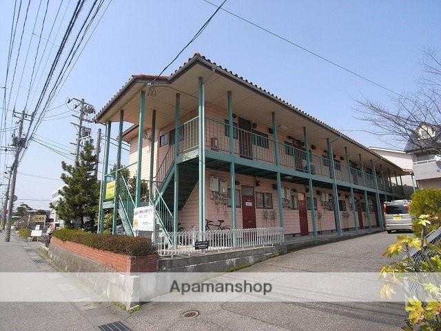 新潟県新潟市中央区の築32年 2階建の賃貸アパート