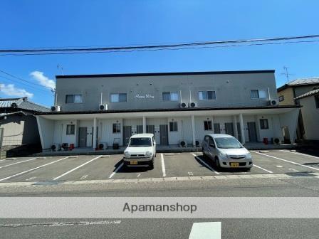 新潟県新潟市中央区の築1年 2階建の賃貸アパート