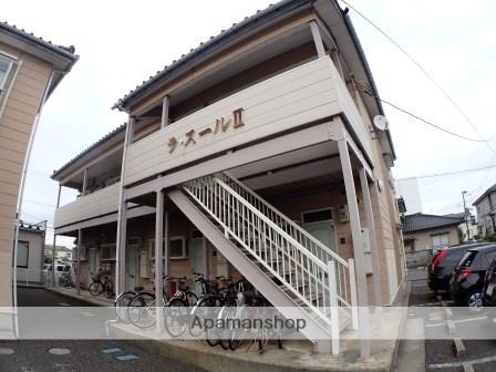 新潟県新潟市中央区、越後石山駅徒歩39分の築22年 2階建の賃貸アパート