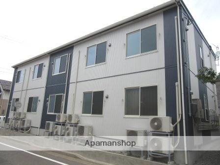 新潟県新潟市中央区、白山駅徒歩35分の築1年 2階建の賃貸アパート