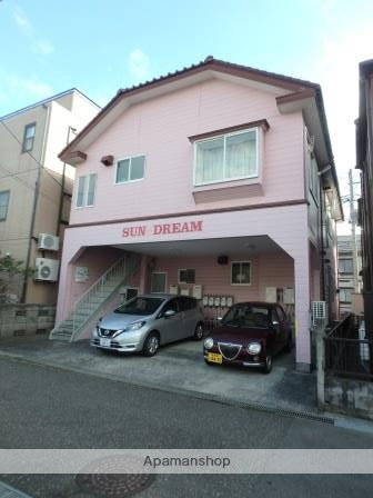 新潟県新潟市中央区の築28年 2階建の賃貸アパート
