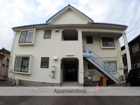 新潟県新潟市中央区、新潟駅徒歩28分の築29年 2階建の賃貸アパート