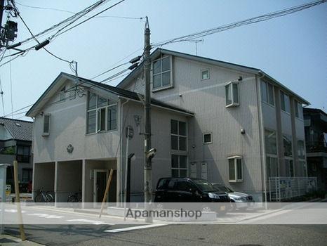 新潟県新潟市中央区、新潟駅徒歩11分の築26年 2階建の賃貸アパート