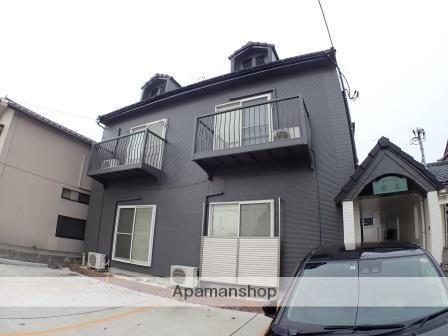 新潟県新潟市中央区、越後石山駅徒歩15分の築30年 2階建の賃貸アパート