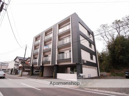 新潟県新潟市西区、新潟大学前駅徒歩27分の築42年 4階建の賃貸マンション