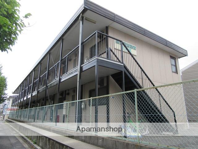 新潟県新潟市中央区、新潟駅徒歩15分の築31年 2階建の賃貸アパート