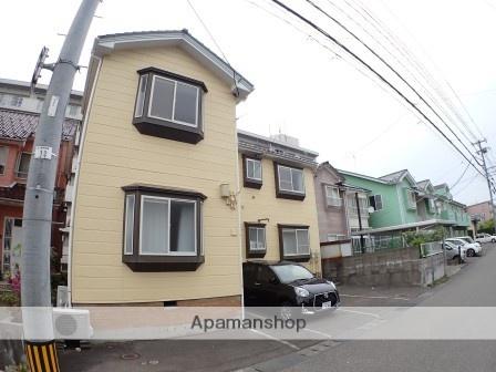 新潟県新潟市中央区、新潟駅徒歩24分の築27年 2階建の賃貸アパート